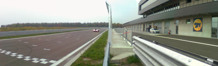 Modena's New Racetrack at Marzaglia